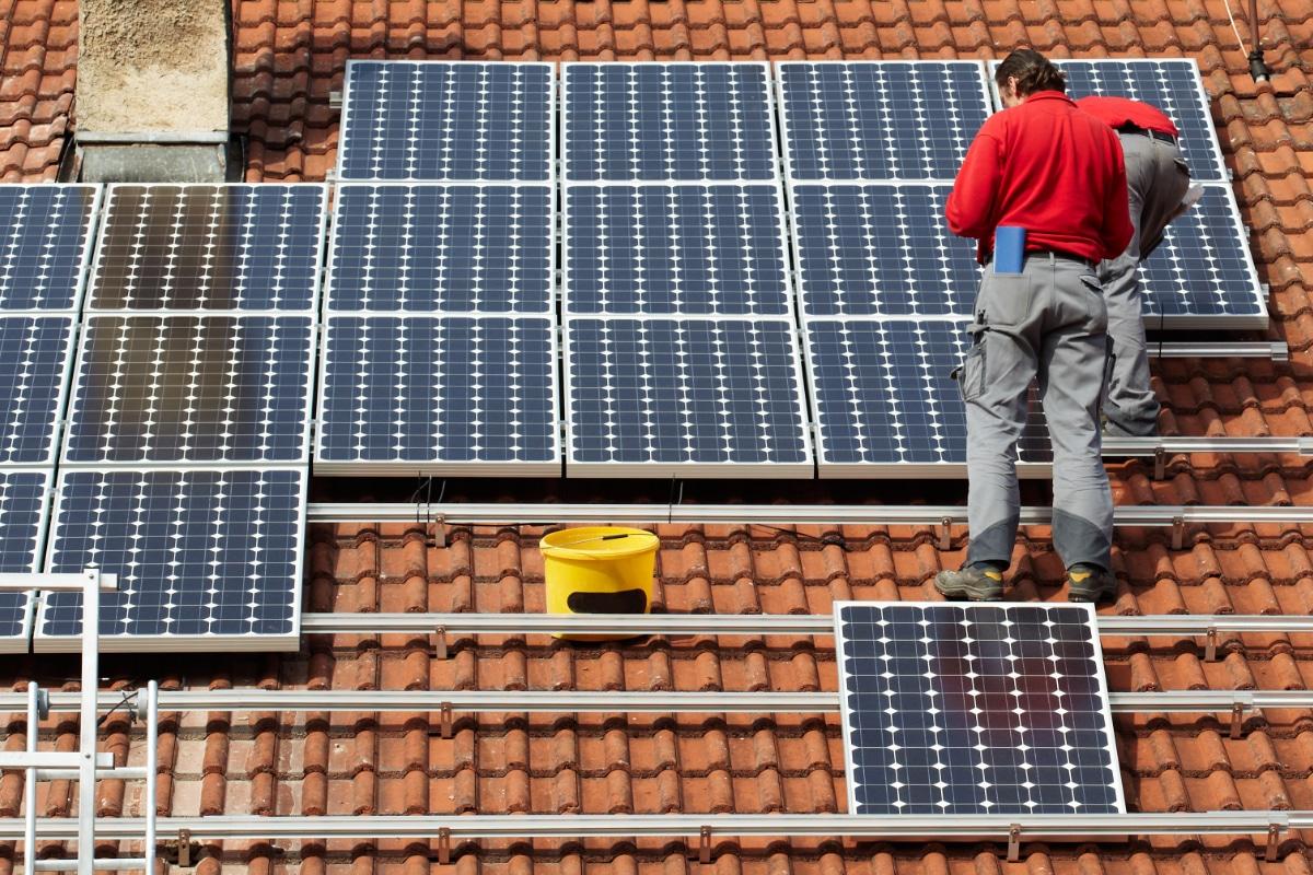 opbrengst zonnepanelen